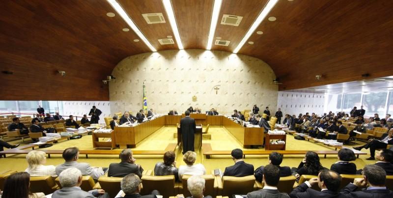 Plenário do Supremo Tribunal Federal - STF
