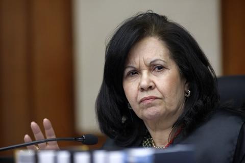 Ministra Laurita Hilário Vaz
