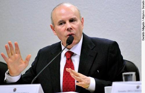 Ministro Guido Mantega