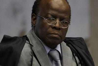 Ministro Joaquim Barbosa