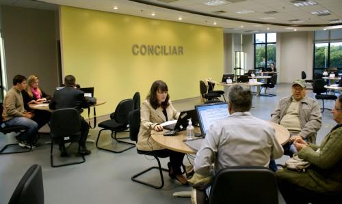 Centro Judiciário de Solução de Conflitos e Cidadania (Cejuscon) de Porto Alegre