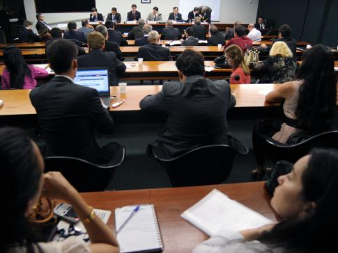 Comissão na Câmara dos Deputados