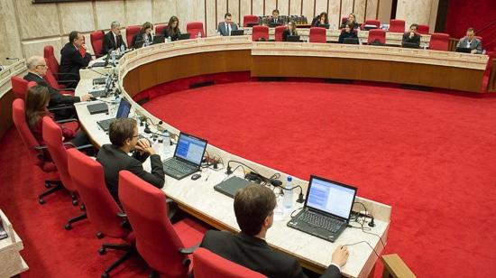 Sessão ocorreu no Plenário da Corte