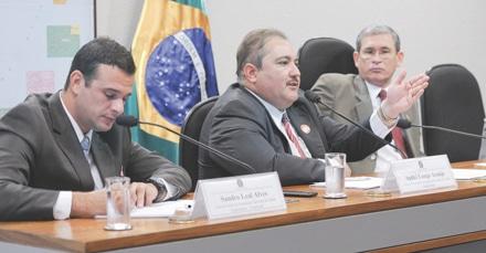 Subcomissão Temporária do Financiamento da Saúde