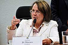 Jô Moraes: se o segurado dá causa, de modo doloso, ao evento que gerará o benefício, ele rompe com os ditames da Seguridade Social.
