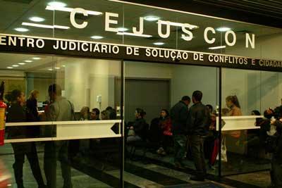 Centro Judiciário de Solução de Conflitos e Cidadania (Cejuscon)