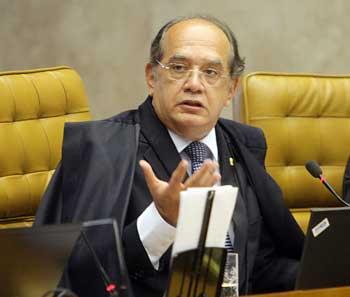 Ministro Gilmar Mendes - STF
