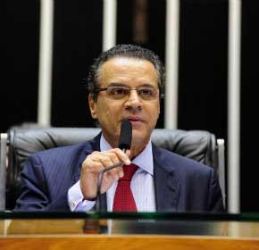 Deputado Henrique Eduardo Alves (PMDB-RN)