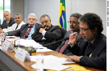 reunião comissão assuntos sociais senado cas