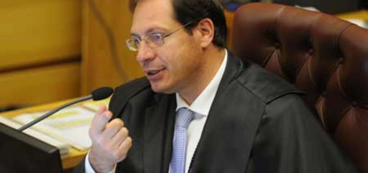 Ministro Luís Felipe Salomão - STJ