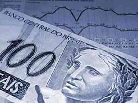 tesouro real grafico pib economia deficit superavit