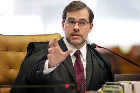 Ministro Antonio Dias Toffoli - STF