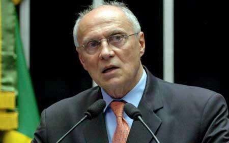 Senador Eduardo Suplicy (PT-SP)