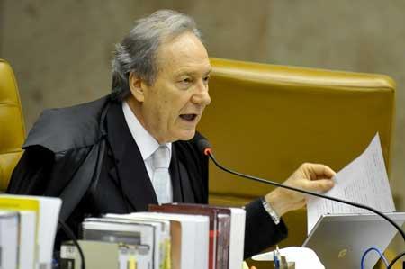 Ministro Ricardo Lewandowski - STF