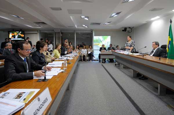Comissão de Assuntos Sociais do Senado Federal (CAS)