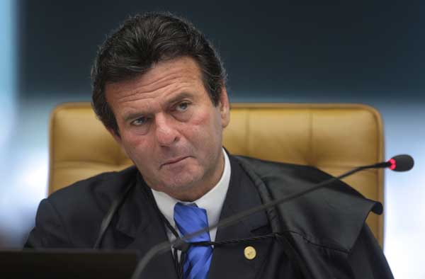 Ministro Luiz Fux - STF