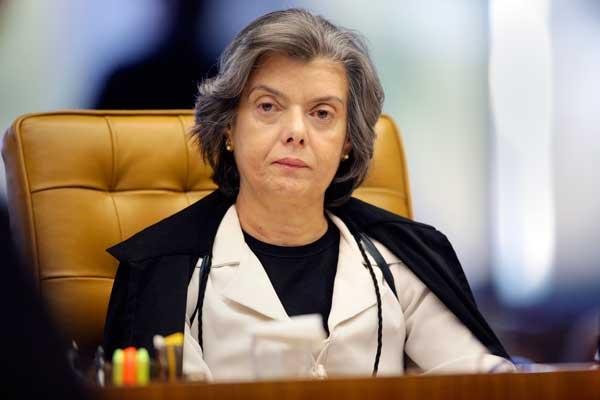 Ministra Carmem Lúcia - STF