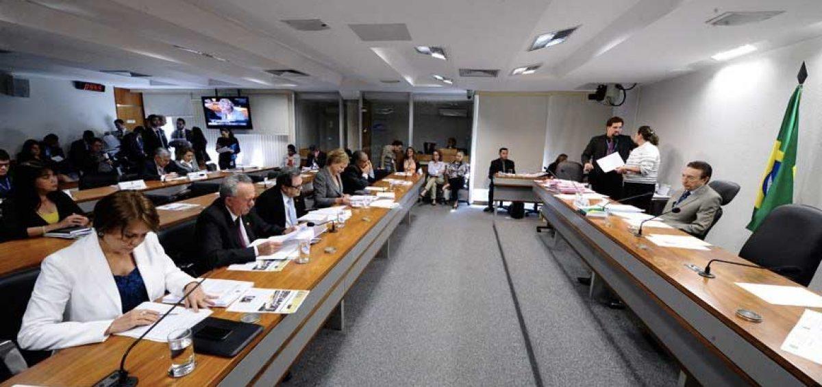 Comissão de Assuntos Sociais do Senado - CAS