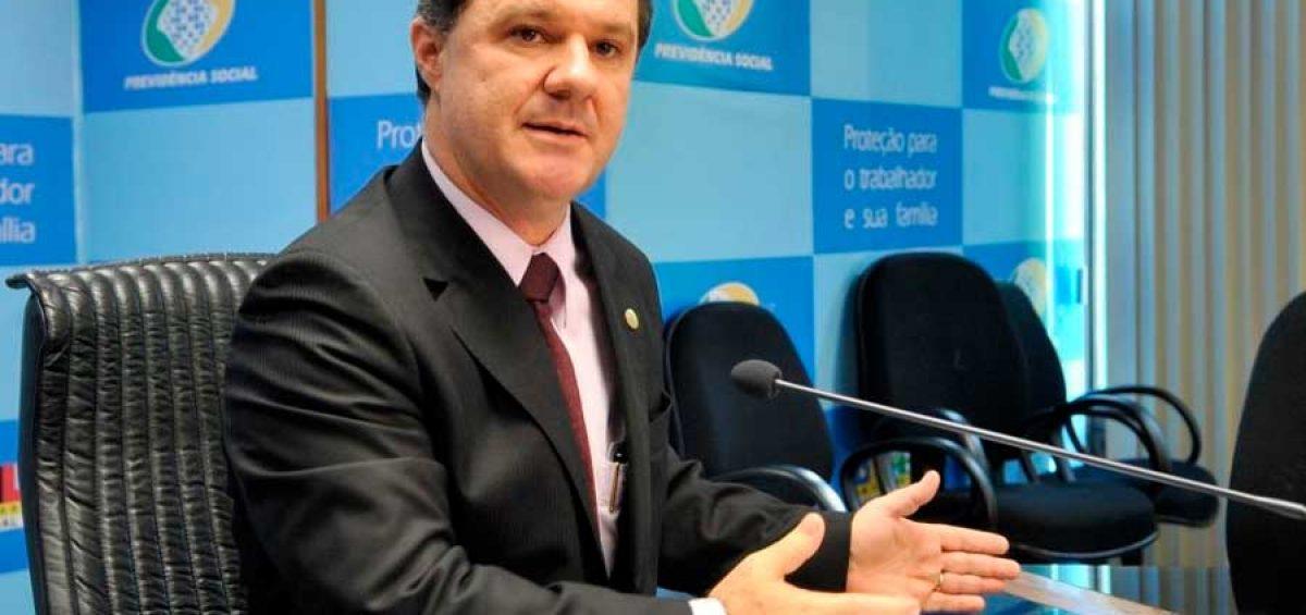 Ministro da Previdência Social (MPAS) Carlos Gabas