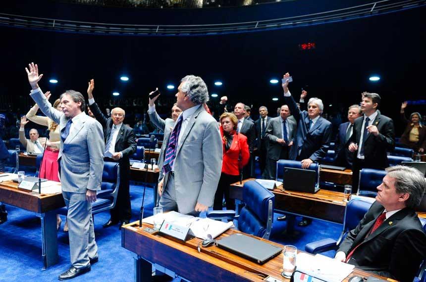Votação no Senado Federal