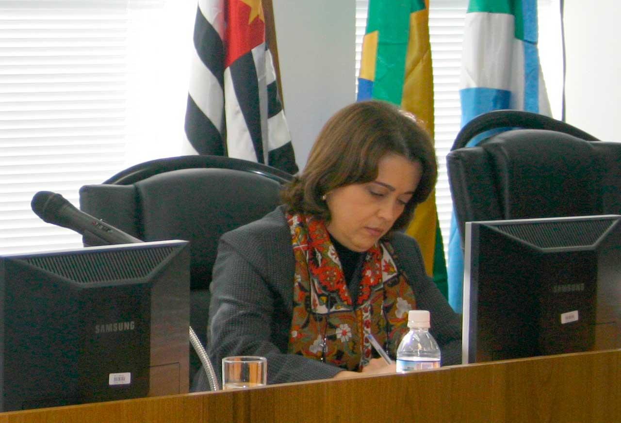 Juíza Federal Marisa Santos - TRF3