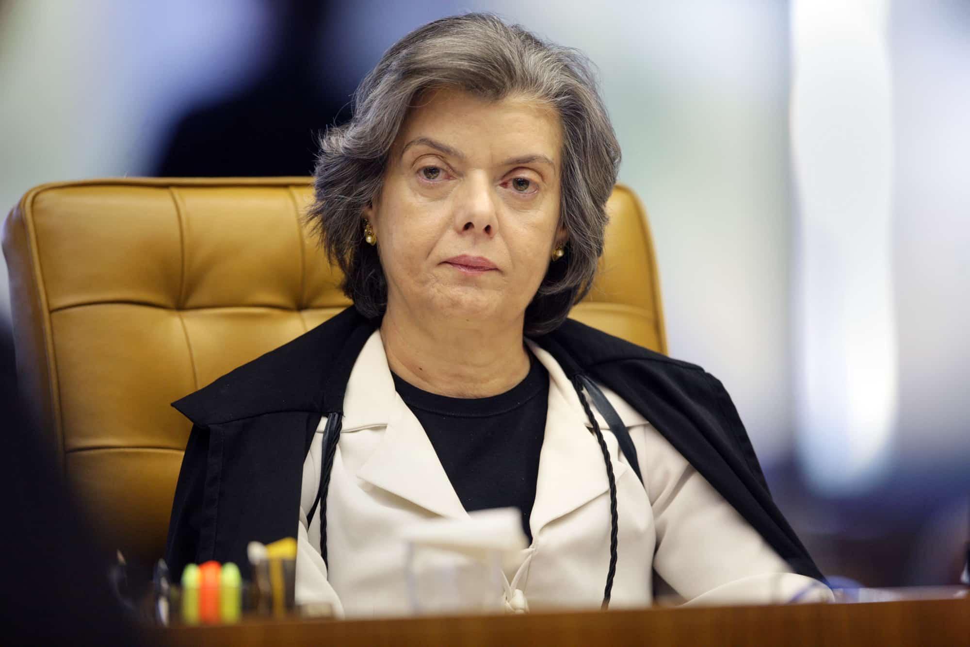 Ministra Cármen Lúcia - Atual Presidente do STF
