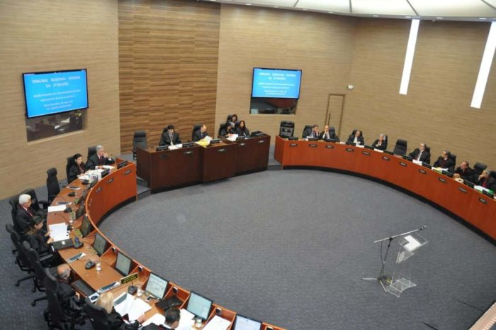 Plenário do Tribunal Regional Federal da 2ª Região - TRF2