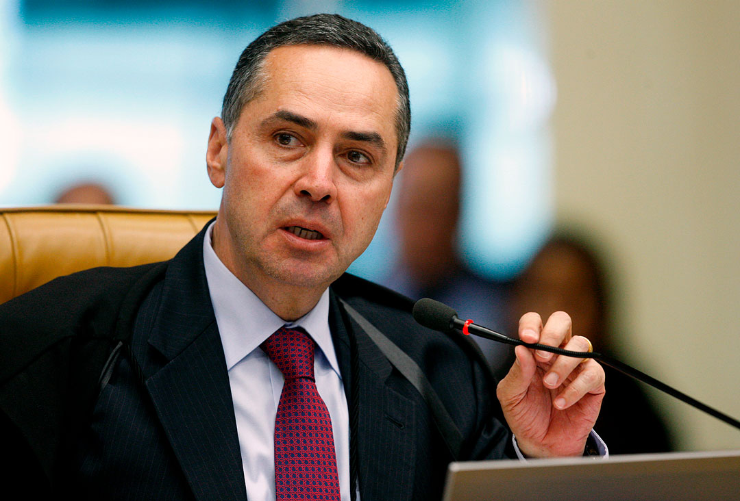 Ministro Luís Roberto Barroso - STF