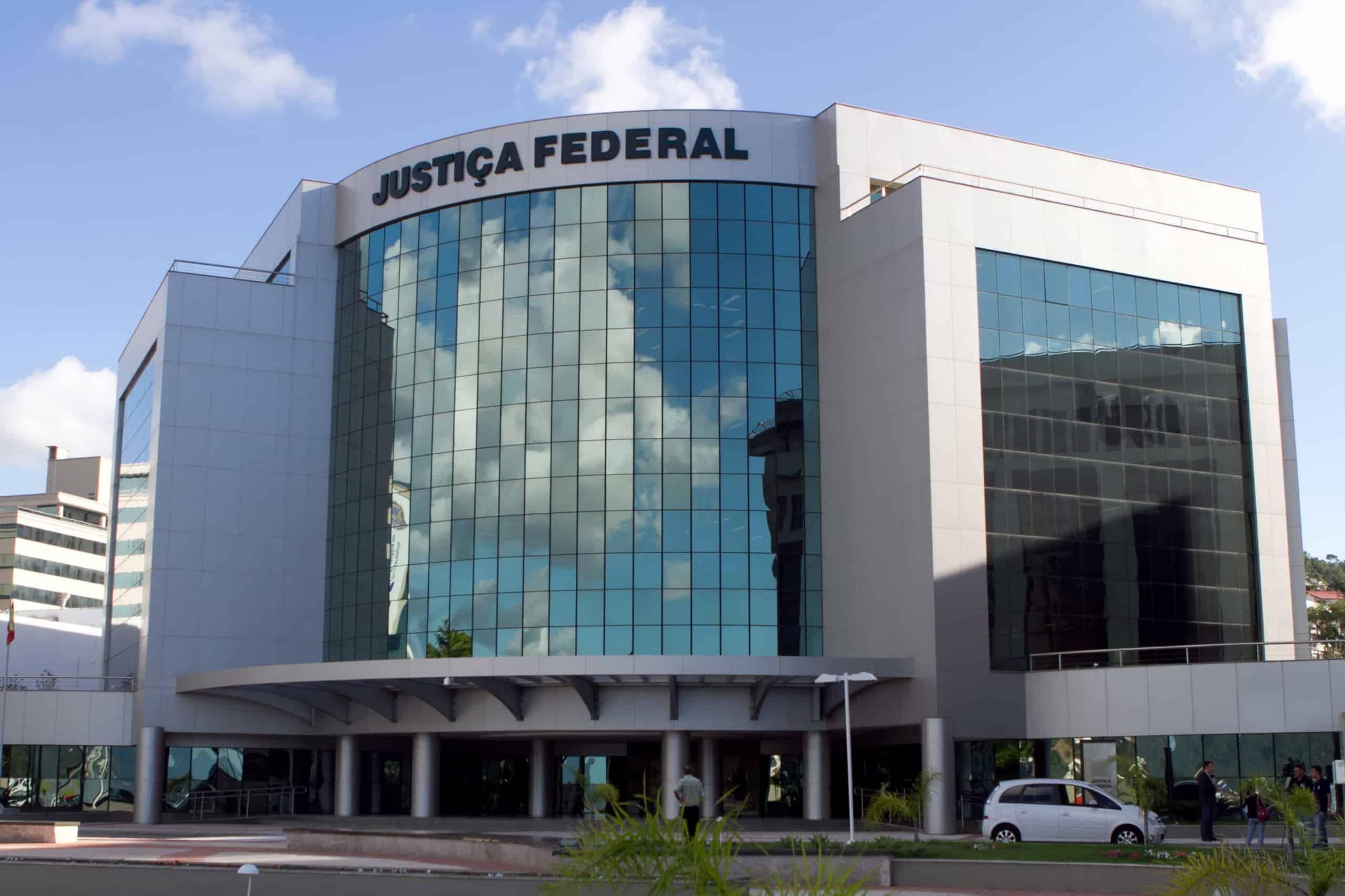 Justiça Federal em Florianópolis, SC