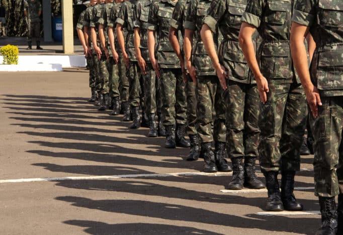 Cômputo de tempo de serviço militar para fins previdenciários