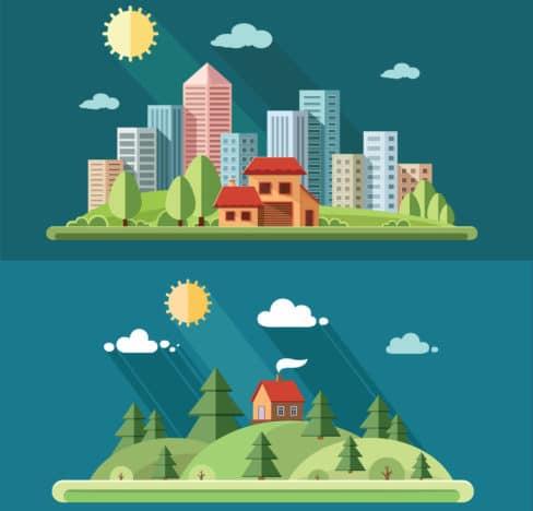 Atividade rural: e se alguém do grupo familiar trabalha na cidade?