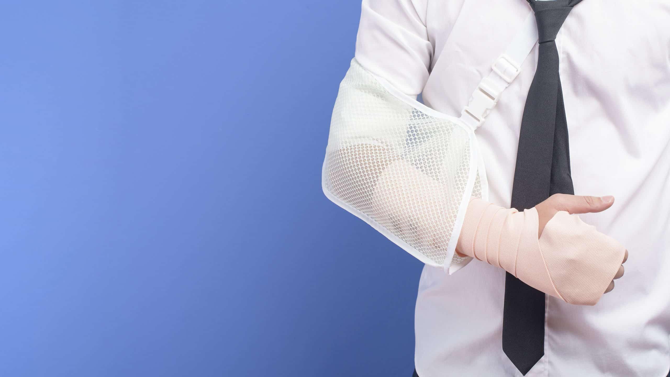 Redução mínima da capacidade ao trabalho dá direito a auxílio-acidente.