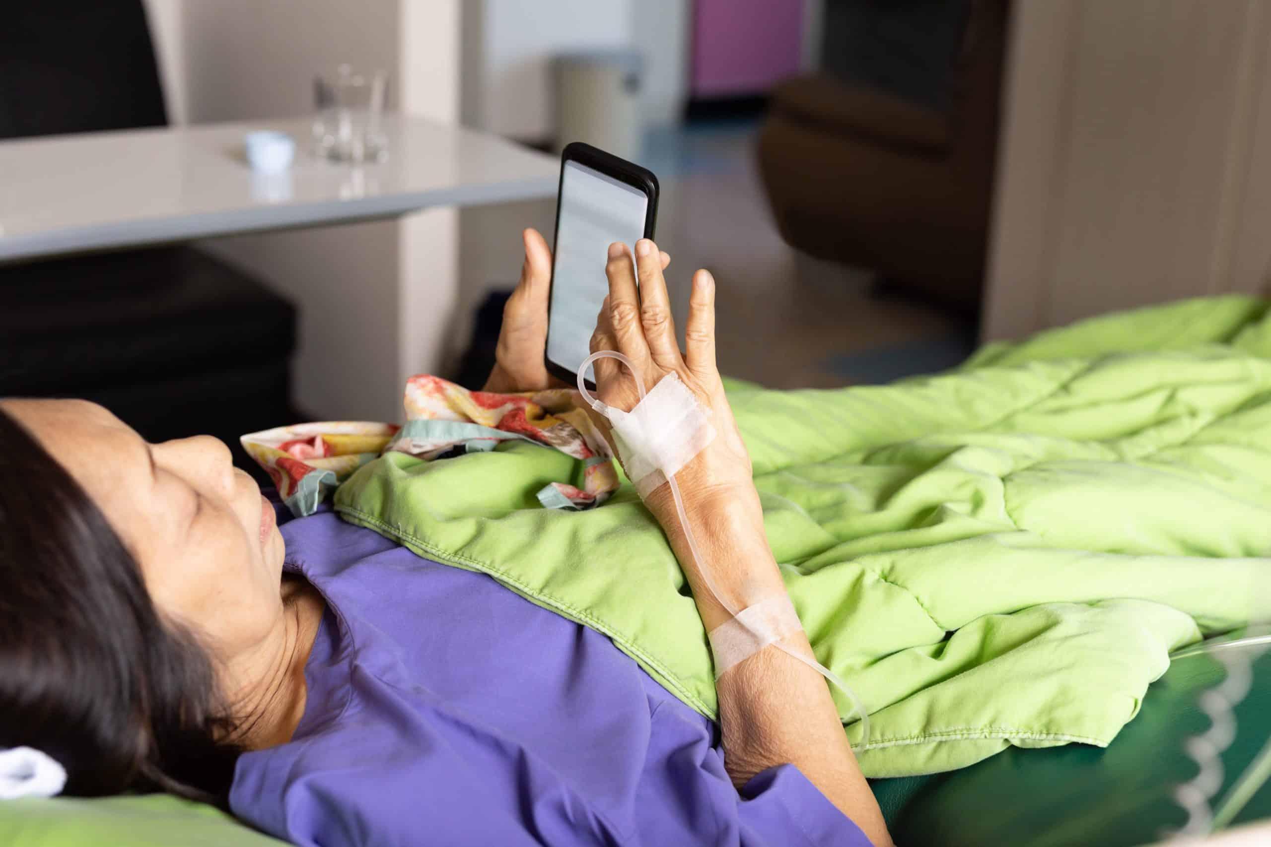 Prova de Vida Digital liberada aos acamados e idosos maiores de 80 anos