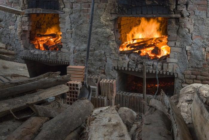 Aposentadoria do oleiro (fabricação de tijolos e telhas)